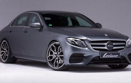 Lorinser modifica noul Mercedes E-Class