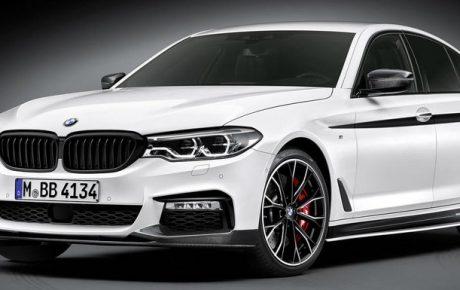 Noul BMW Seria 5 primeste mai multe bunatati M Performance pentru un aspect de nota 10+