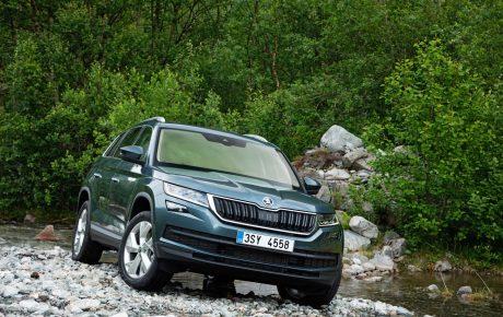 SUV-ul Skoda primeste un nou nivel de echipare. Kodiaq Sportline va debuta la Geneva